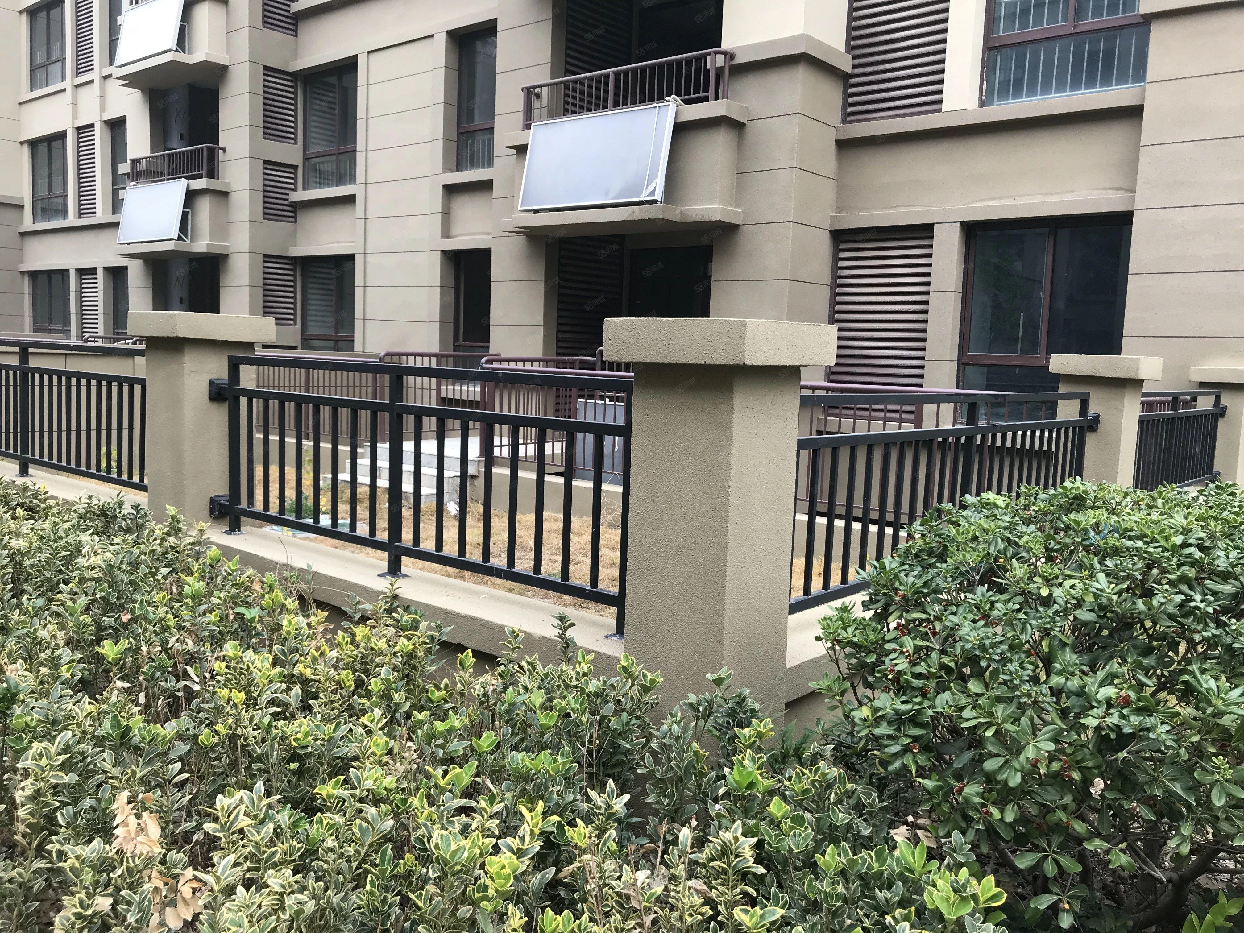 急卖天河瑞景一楼带院复地下两层300平左右独.家房源随时看房