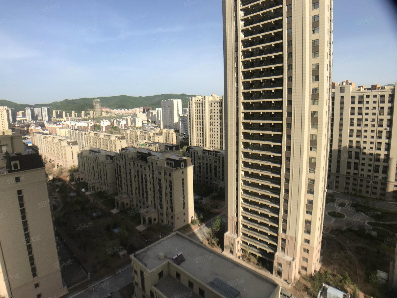 大禹城邦现房江景高层无遮挡采光好能更名能贷款随时看房