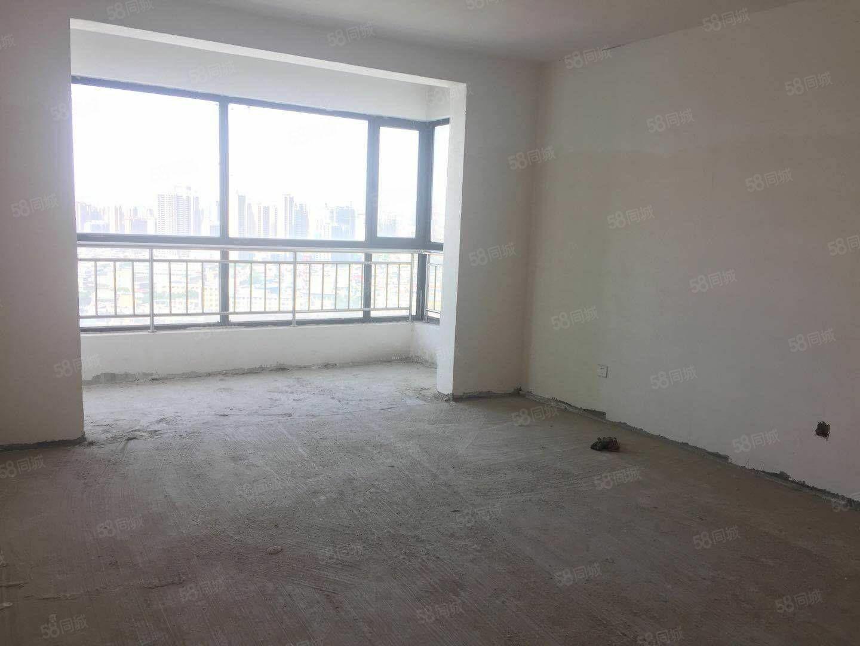 新西路圣澤苑高層3室2廳2衛64萬可議價支持按揭