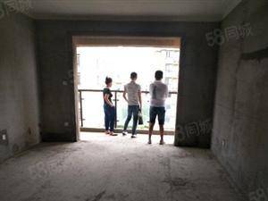 万达熙龙湾毛坯大3房支持按揭采光无遮挡随时可以看房。