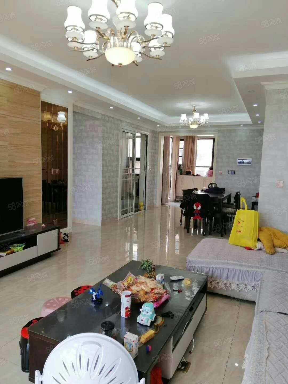 竹林新居豪华装修复式楼,套房的价格别墅的品质