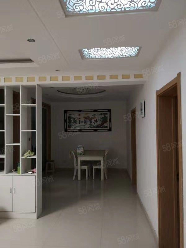 和谐三室两厅两卫,精装修,家具家电齐全,拎包入住