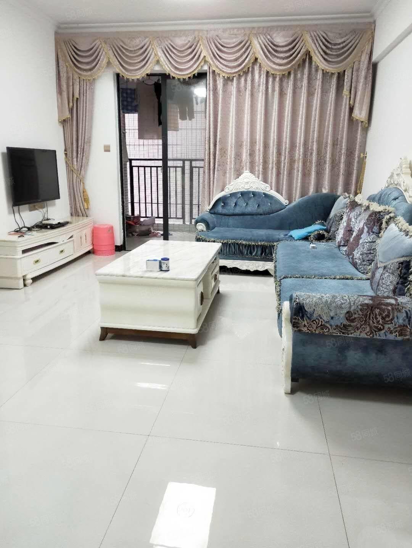东信首府精装两房出售干净舒适,拎包入住