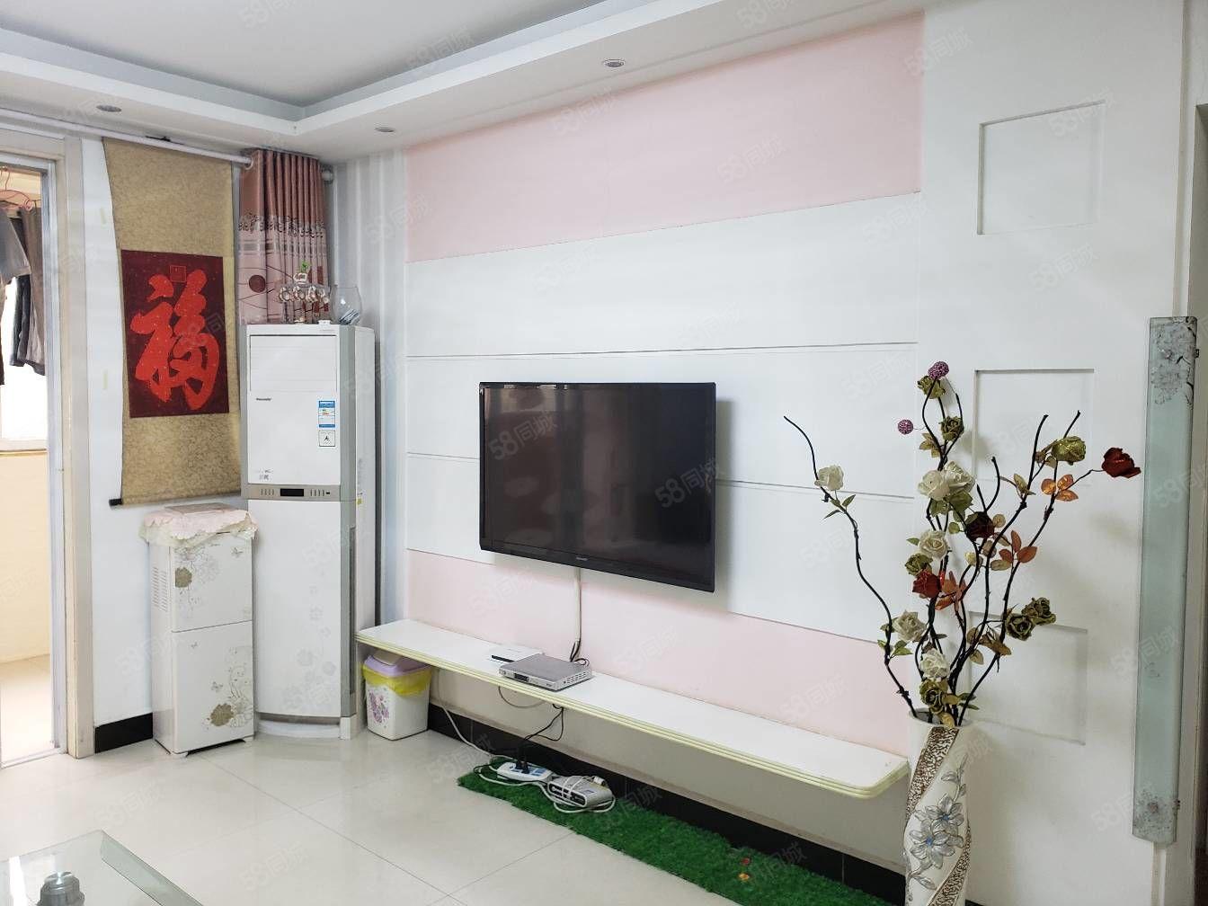 问天三期3室2厅2卫精装修送全部家具家电产证齐全可贷