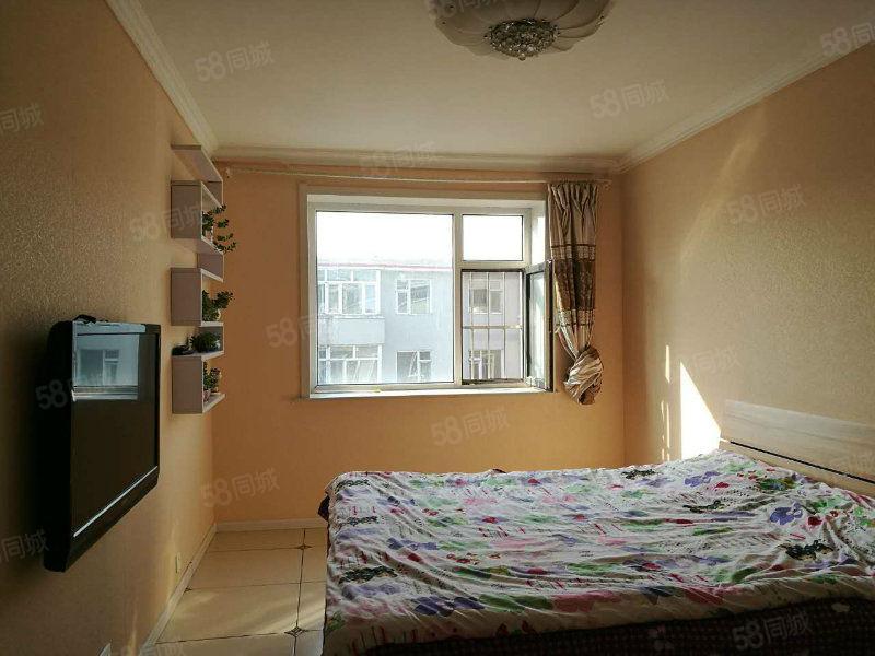 德通玫瑰园阁楼带前后阳台两卫生间地暖房本满5年可少缴税