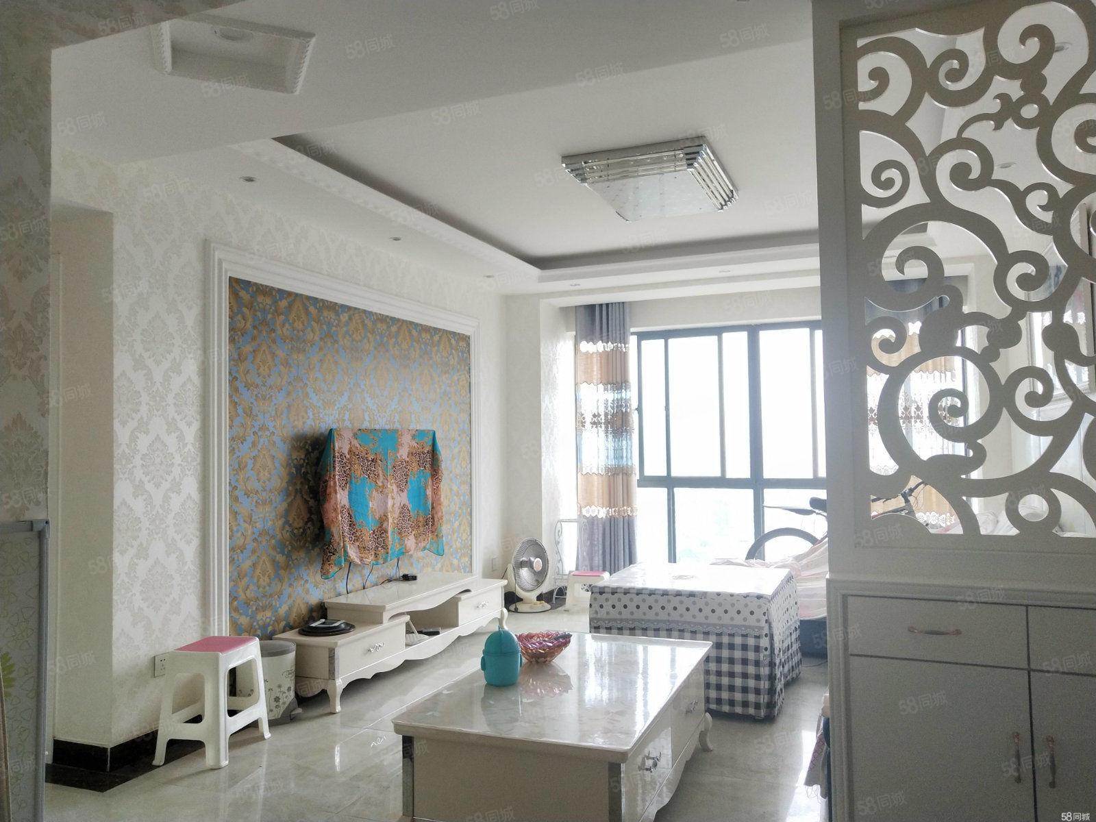 时代滨江对面,汉水名城阅府,婚装两室拎包入住,随时看房可按揭