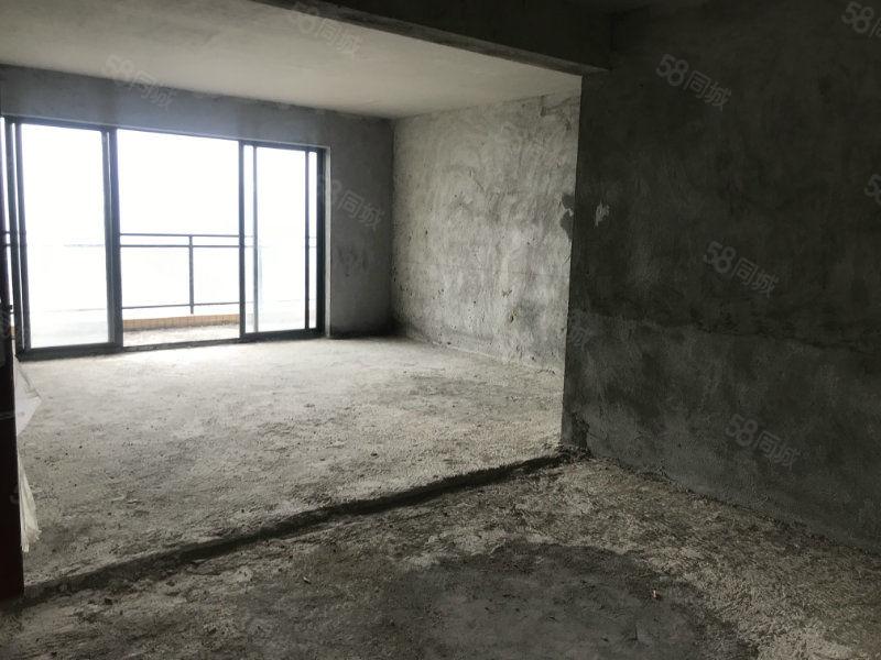 百盛公馆,世纪一号大4房,送30前后双阳台
