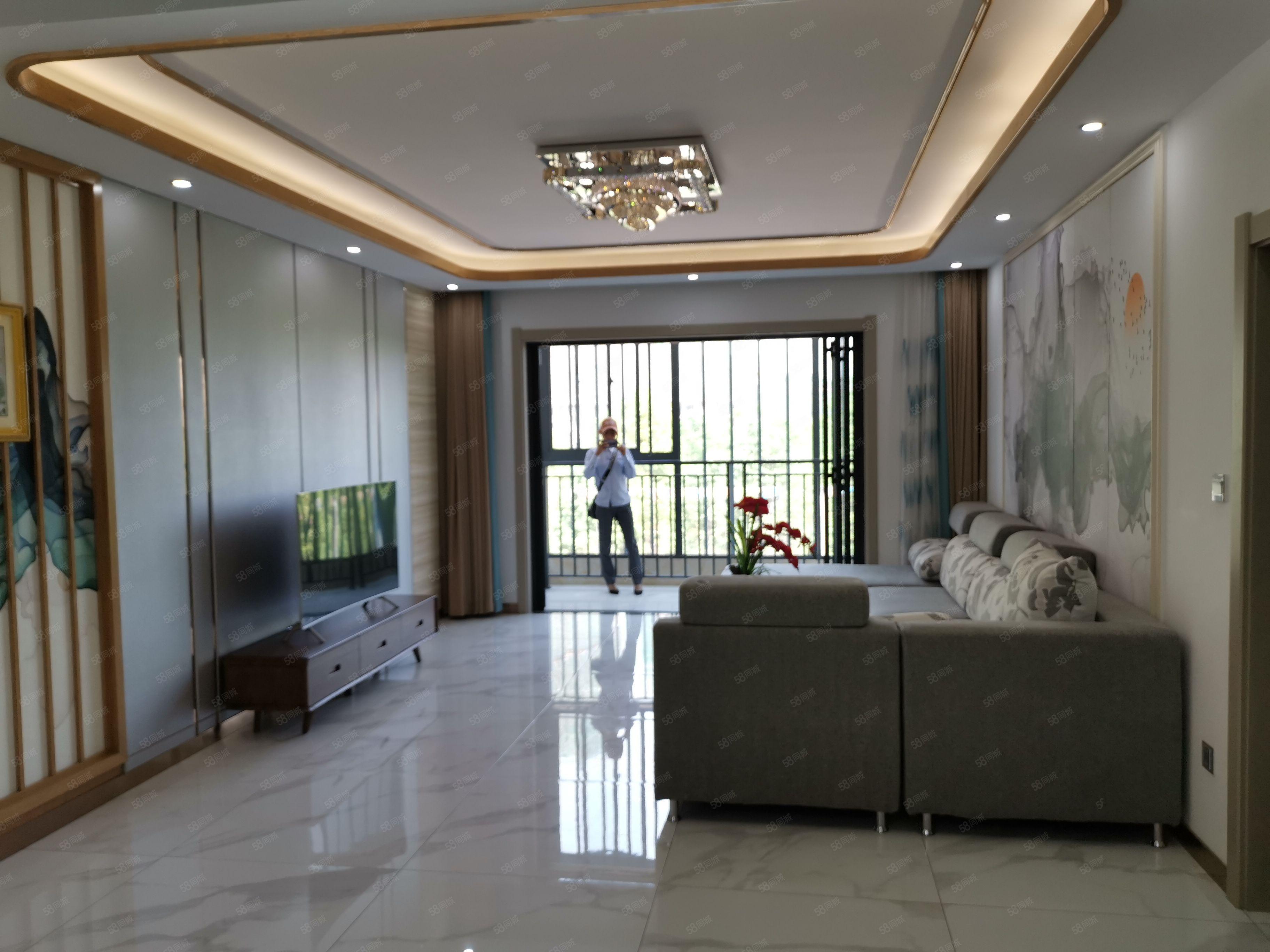 盛林河畔准现房首付18万交房在即6层好楼层错过再等一年