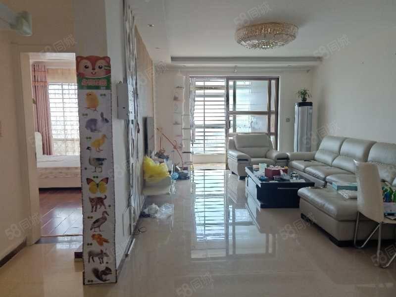 漯河小学双片区沙田锦绣天地22楼3室精装无个税可贷款看房方便
