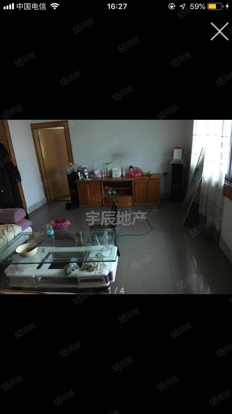 北门十字路口4个卧室家电齐全可以按揭宇辰房产