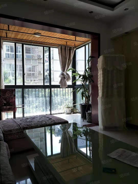 華府,精裝三室,全家具家電,四個空調,拎包入住