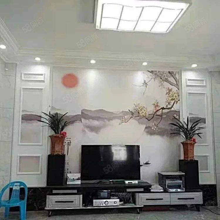 滨江御景楼中楼,5房3厅3卫,三面采光,精装修,售96.8
