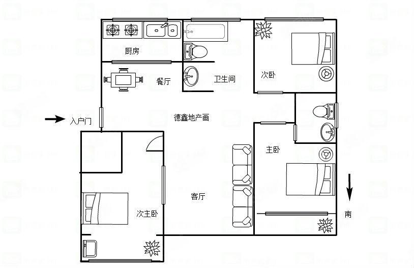珠光公馆吉房出售,此价格包含一个地下停车位,和一个储藏室。