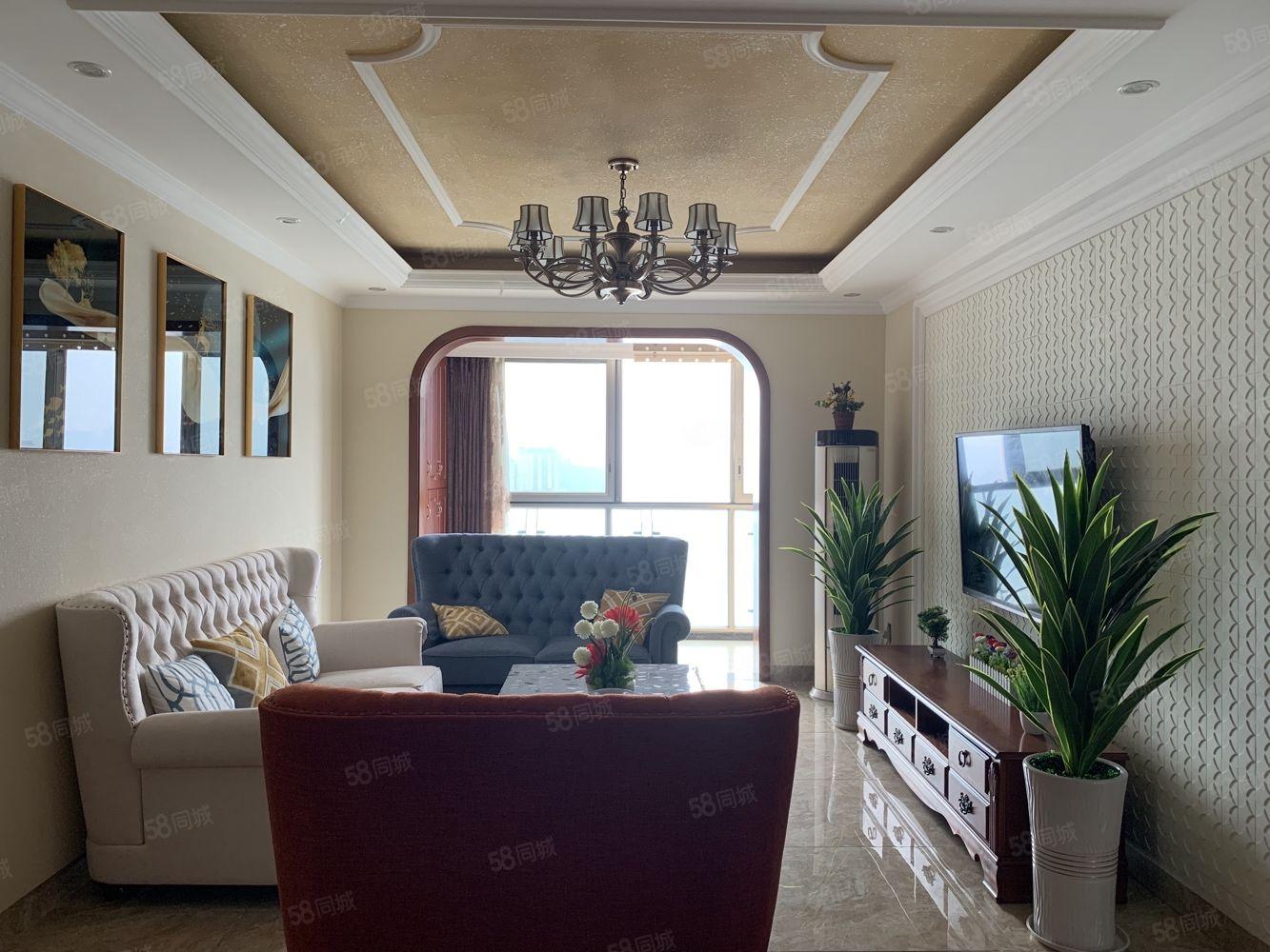 回龙湾视频房源房东置换,诚心出售,看江,价格可议,随时可看房