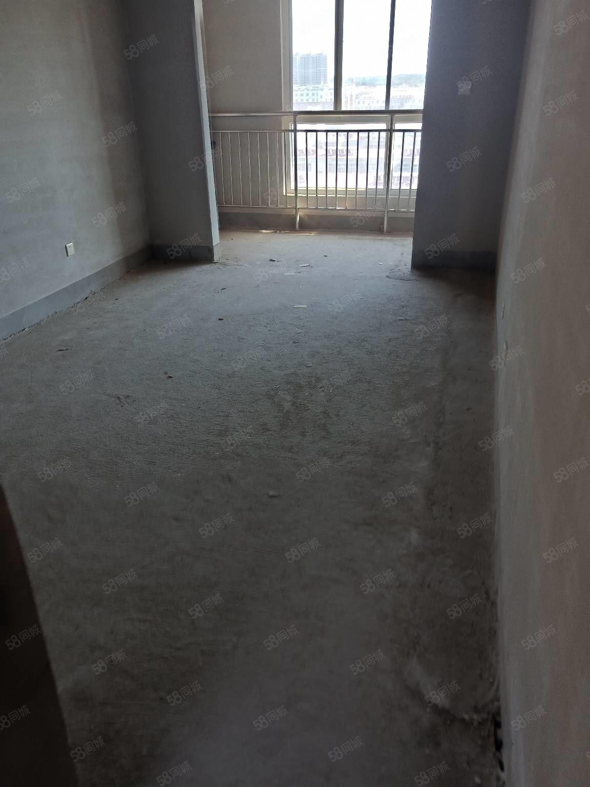 九州2居室,毛坯现房,好楼层,任意装