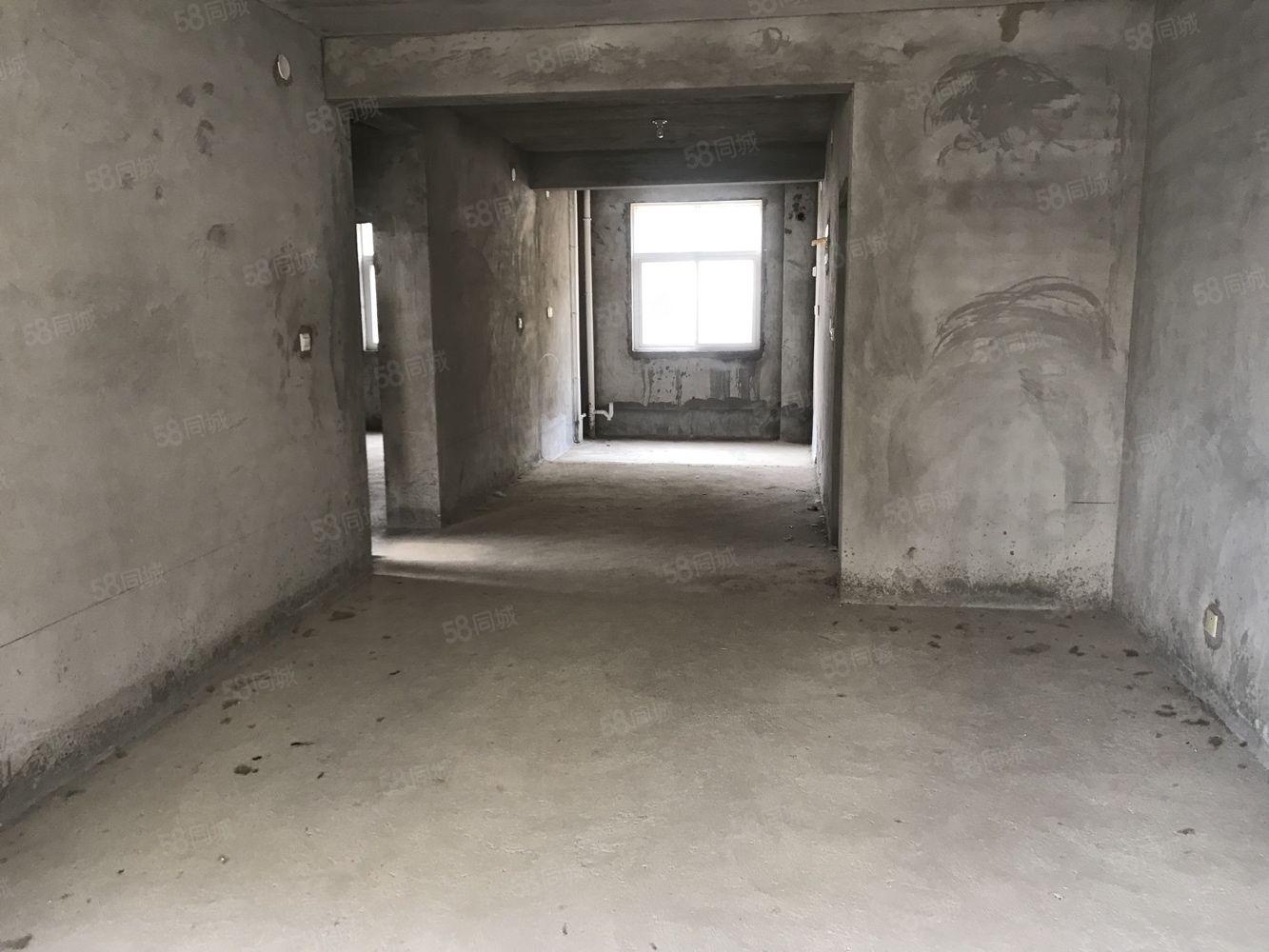 孟庙时代广场绿荫新苑2室2厅3楼毛坯房可贷款随时看房