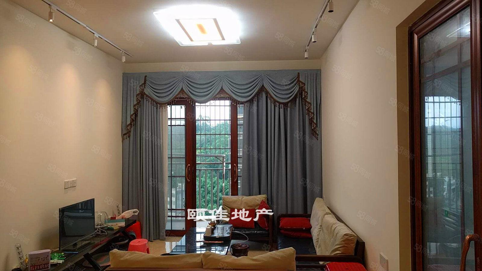 03世紀陽光高層精裝現房,南北通透,視野開闊,休閑生活品質