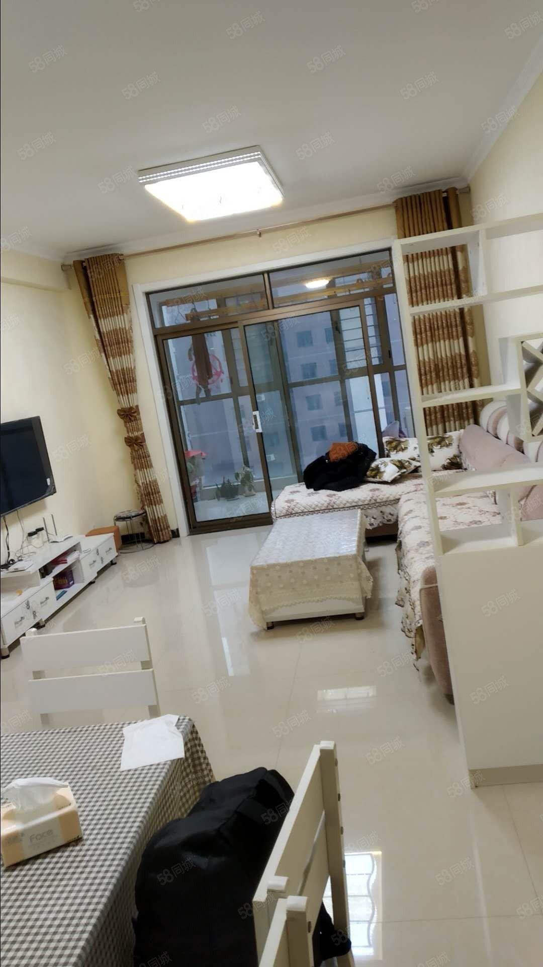 儿童医院旁景园盛世华都大三房出租家具家电全新拎包入住