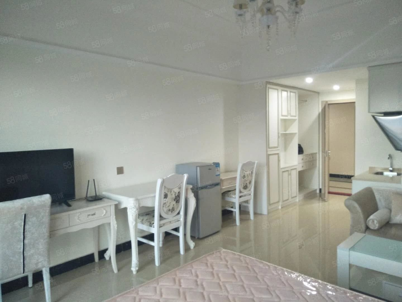 香榭丽公寓首付13.8万起一口价31.6万拎包可入住即出租