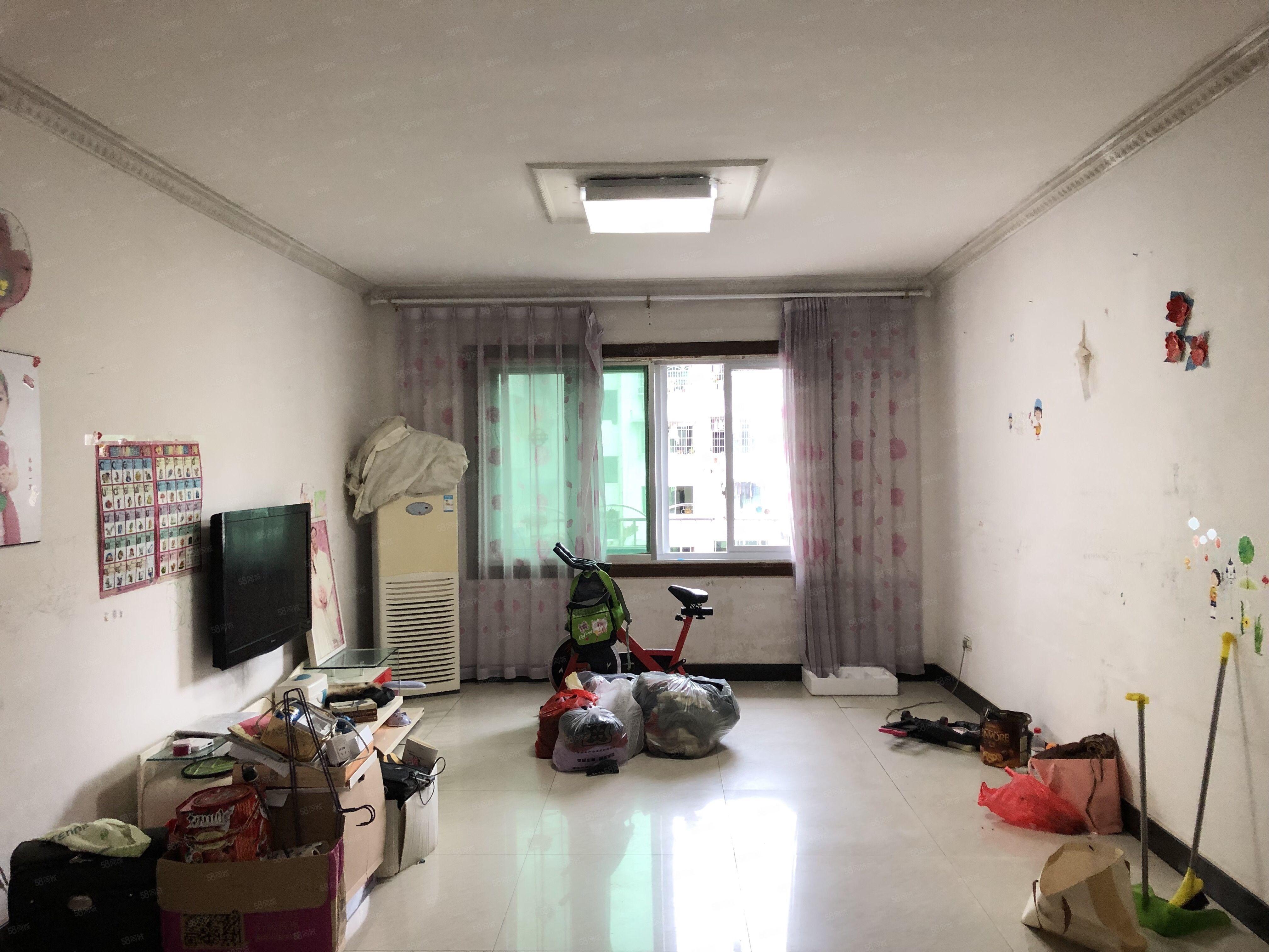 (聚信房产)农行新村旁首付18万左右步梯中层看房有钥匙