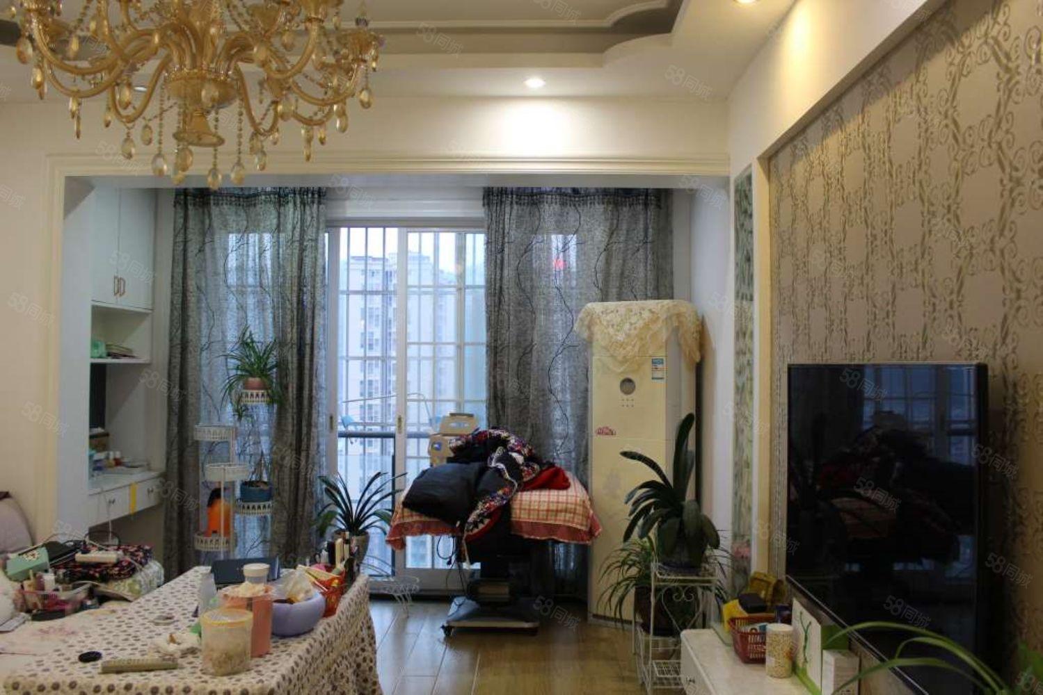 ?#22363;?#20013;央公园精装2室2厅好房出售47.8万关门卖可按揭