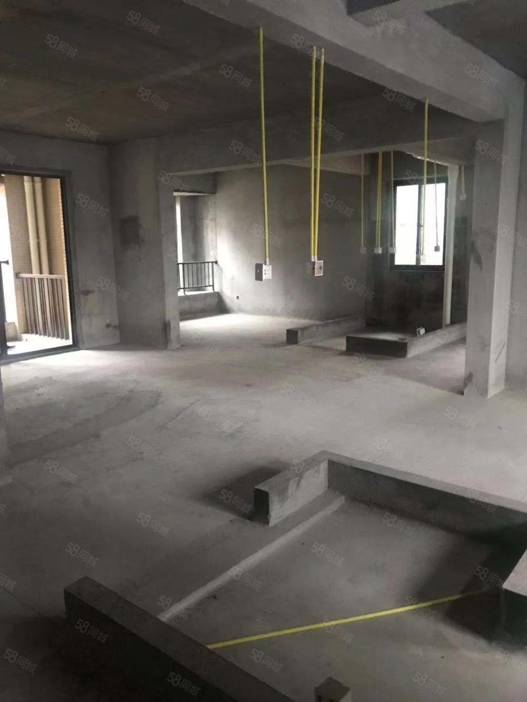 北岸旁碧城云庭单价9千多电梯标准3房通透户型亿利城旁