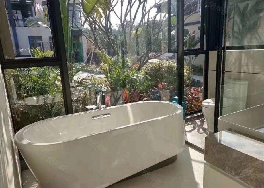 海棠湾8号带温泉泡池入户精装温馨2房性价比超高项目!