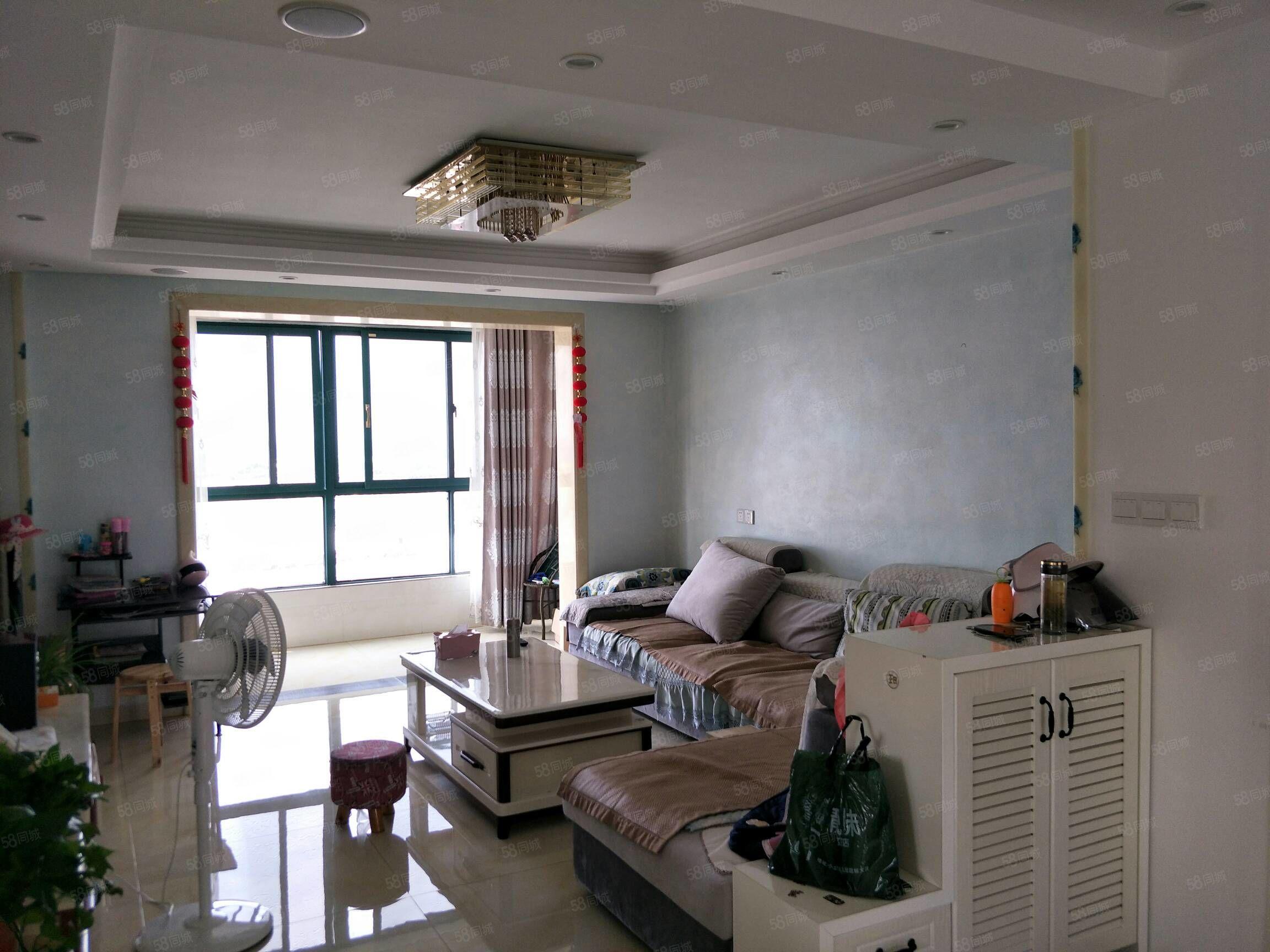 和諧山莊三室兩廳1112復式豪裝123萬
