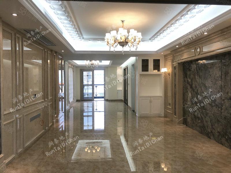 独家代理汇景蓝湾二期豪华欧式风格新装修超大入门阳台