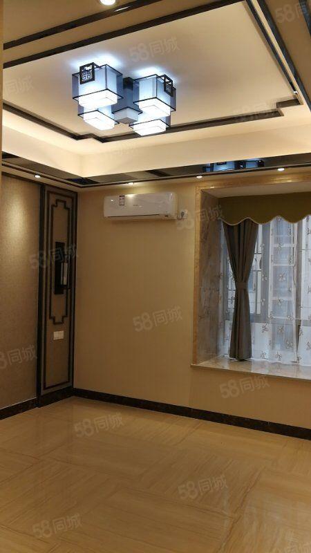 清華園小區,豪華裝修,四房兩廳,包部分家私家電,售112萬
