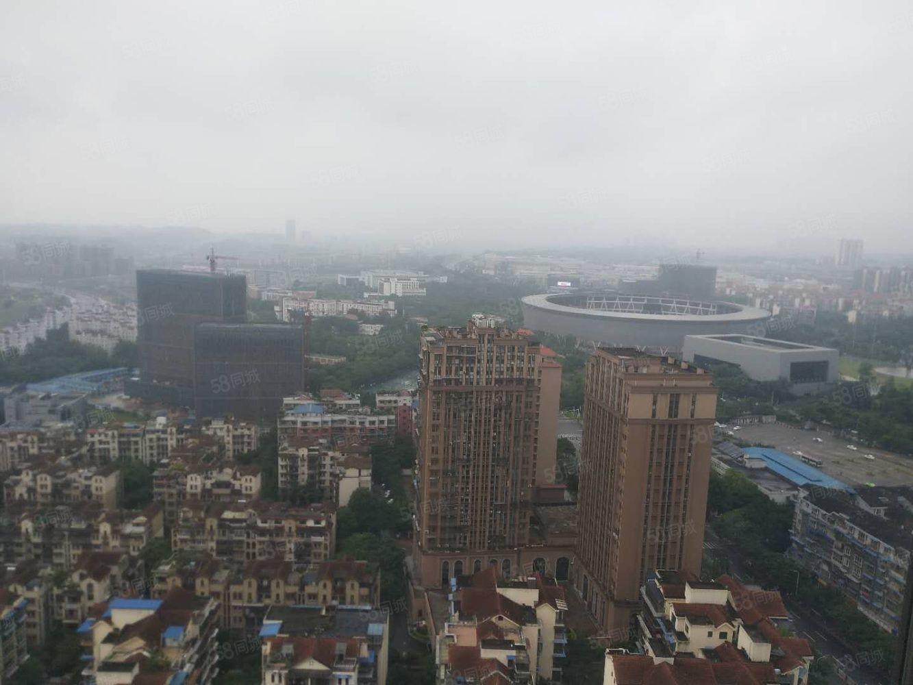 沱三橋頭電梯三房兩衛正看江看奧體公園可按揭