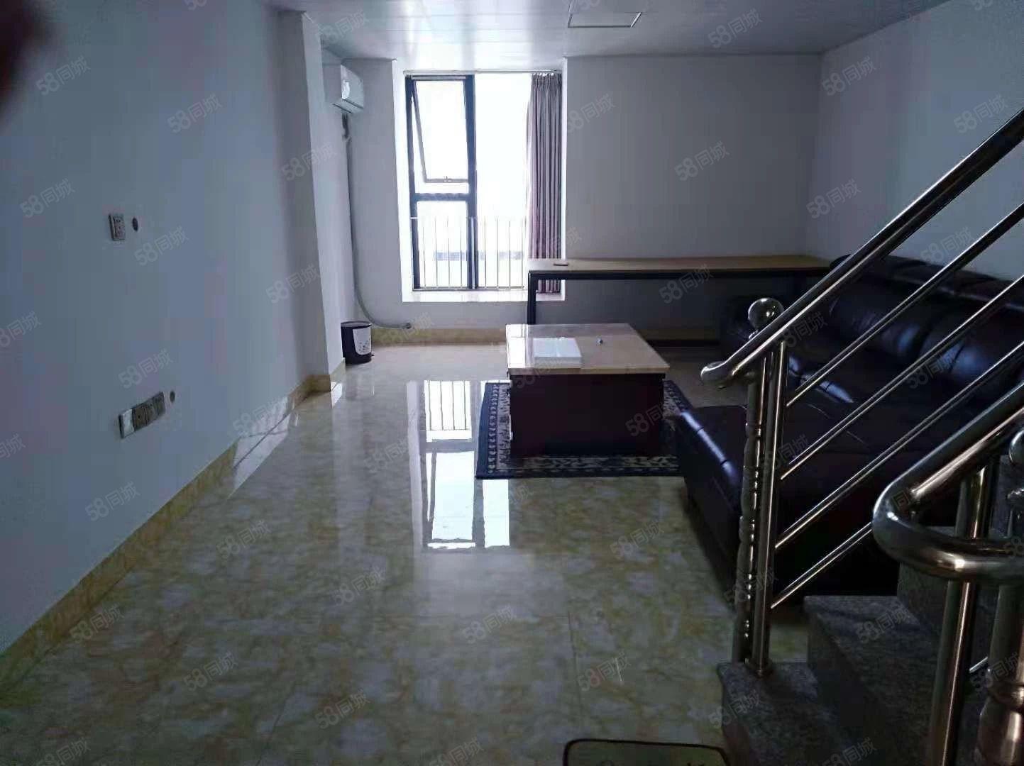华科国际复式公寓!精装2房,新新净,家电家私齐全,拎包入住