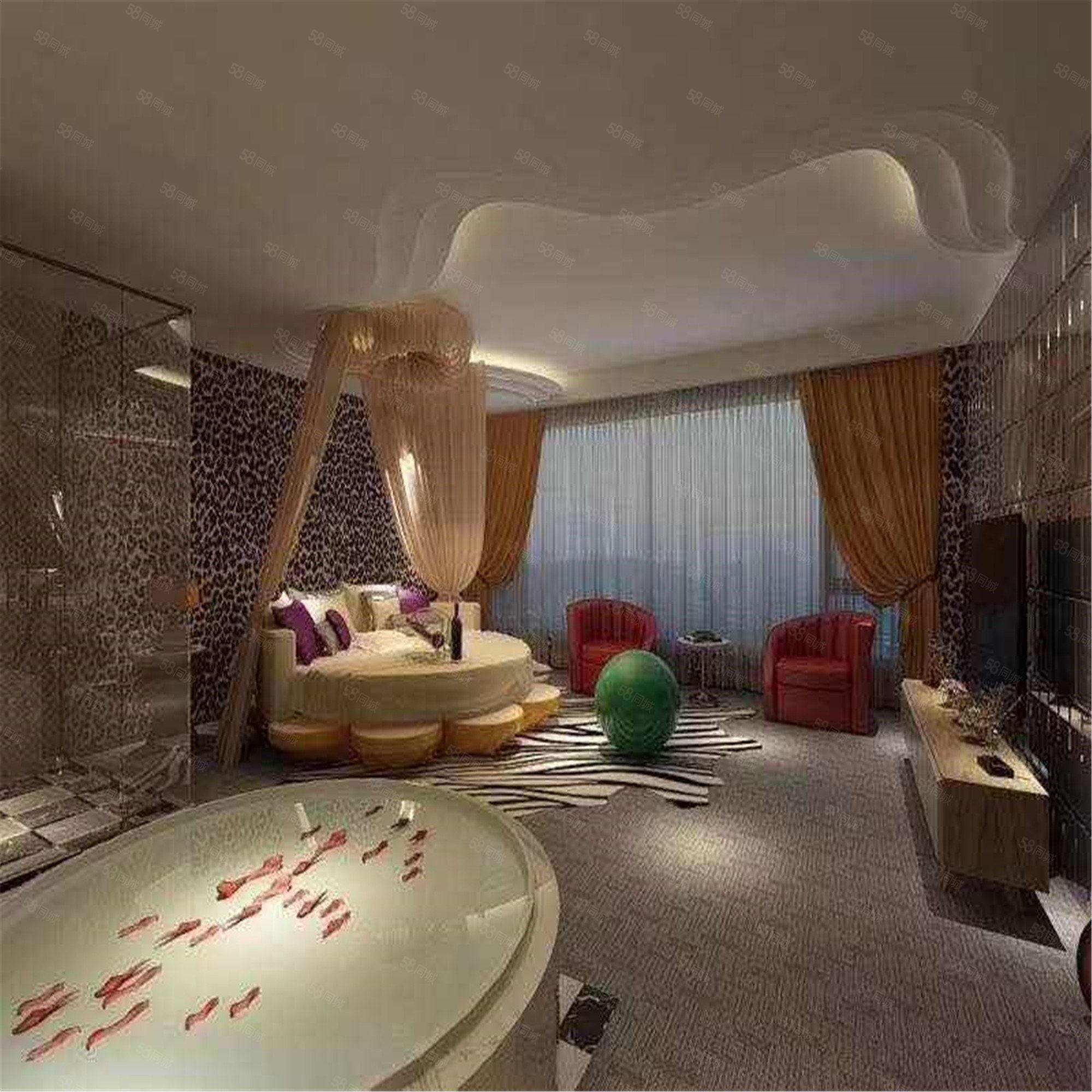 都市经典豪华公寓一手现房酒店式托管首付10万带精装