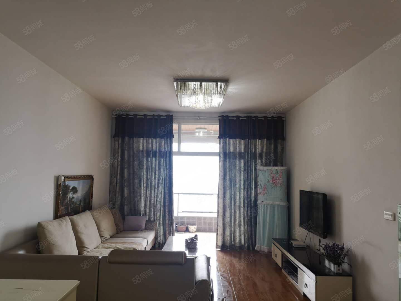 消防队附近精装3室家具家电齐全90平米59.8万出售