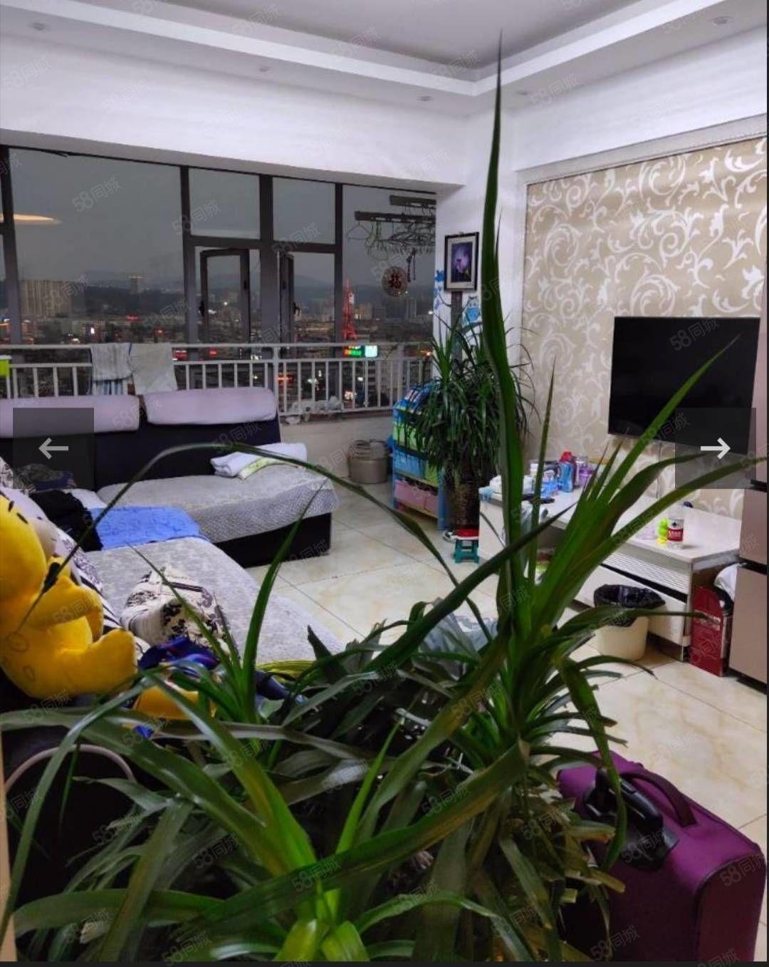 玉溪一中时代新都汇聂耳广场附近玉湖小学精装2居室