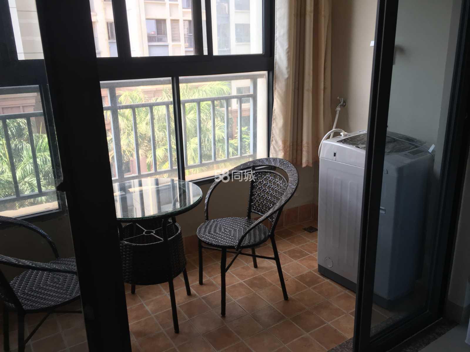 椰岛小城2室2厅1卫