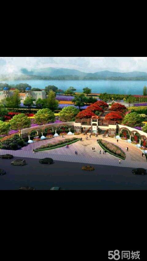 東方玫瑰谷旅游度假養生小鎮,溫泉入戶別墅,客棧投資理財首選