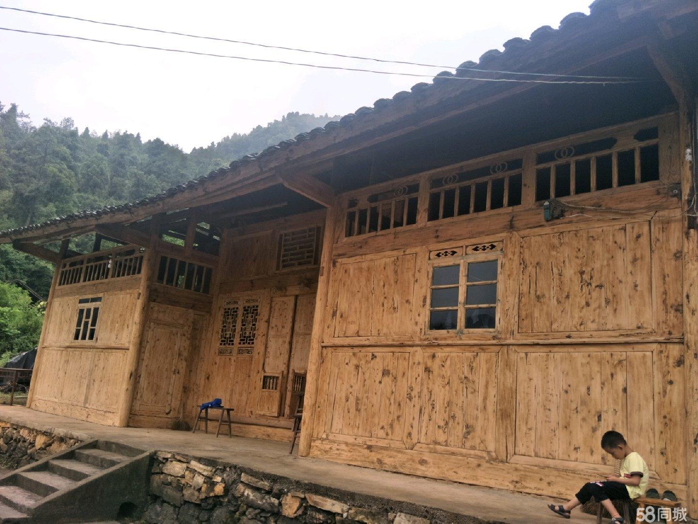 农村新木房出售,随时可看房拆出!