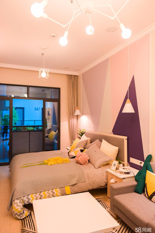 昆明呈贡市中心1室1厅1卫46平米