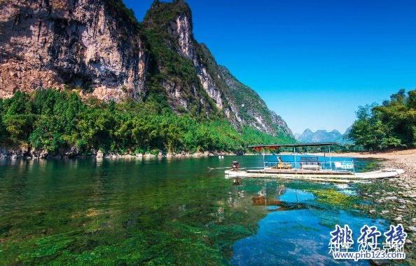 中��美景10大排名,���纫簧�必去的10��地方
