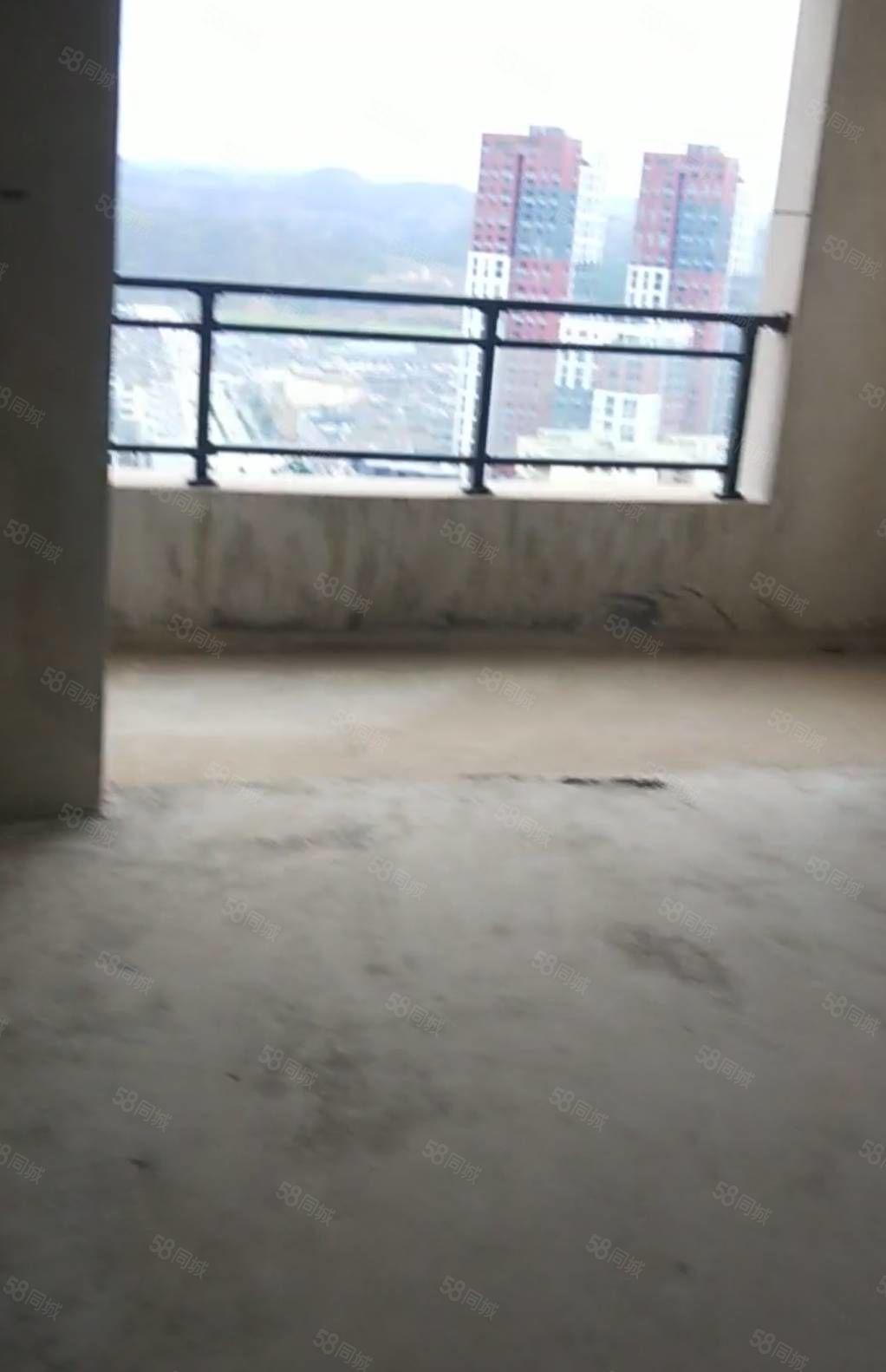 普者黑新天地!大户型客厅可以看见半个城市!对椒莲广场!