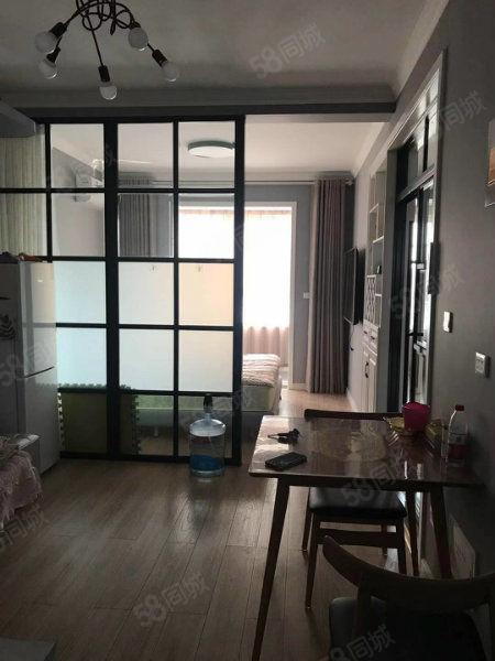 樂居房產水榭花都電梯精裝一室拎包入住
