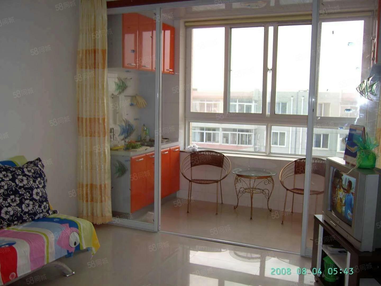 避暑花园1居室32平米中等装修12万