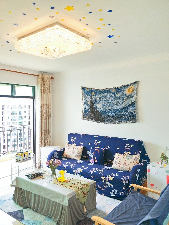 豪华装修大三房价格可议租两个月仅2500月