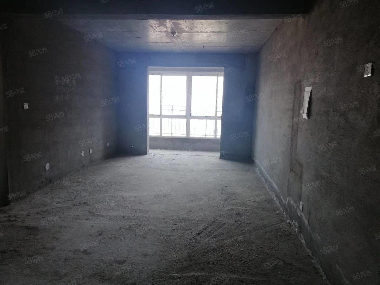 6017華泰花園毛坯三室