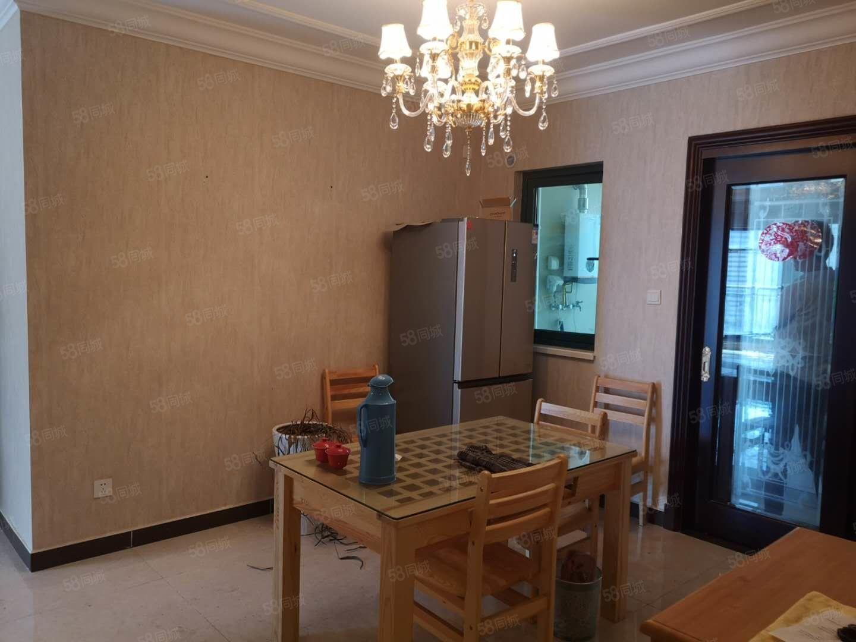 仙林東雙地鐵口恒大雅苑精裝修3房通透采光好戶型方正
