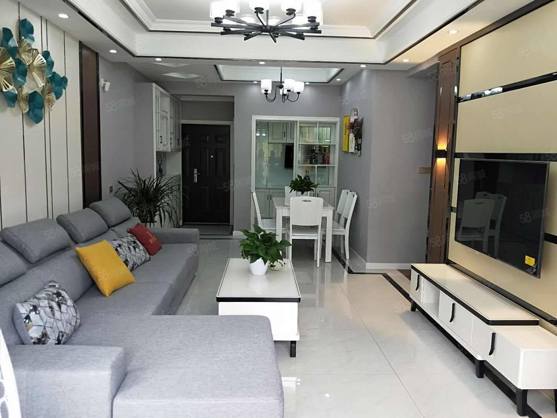 两江未来城紫云台3栋面积93.11平方,精装户型四室