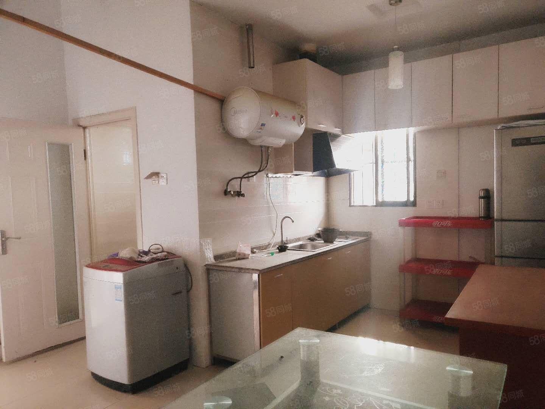 日月車城精裝兩居室面向朝南家電齊全拎包入住