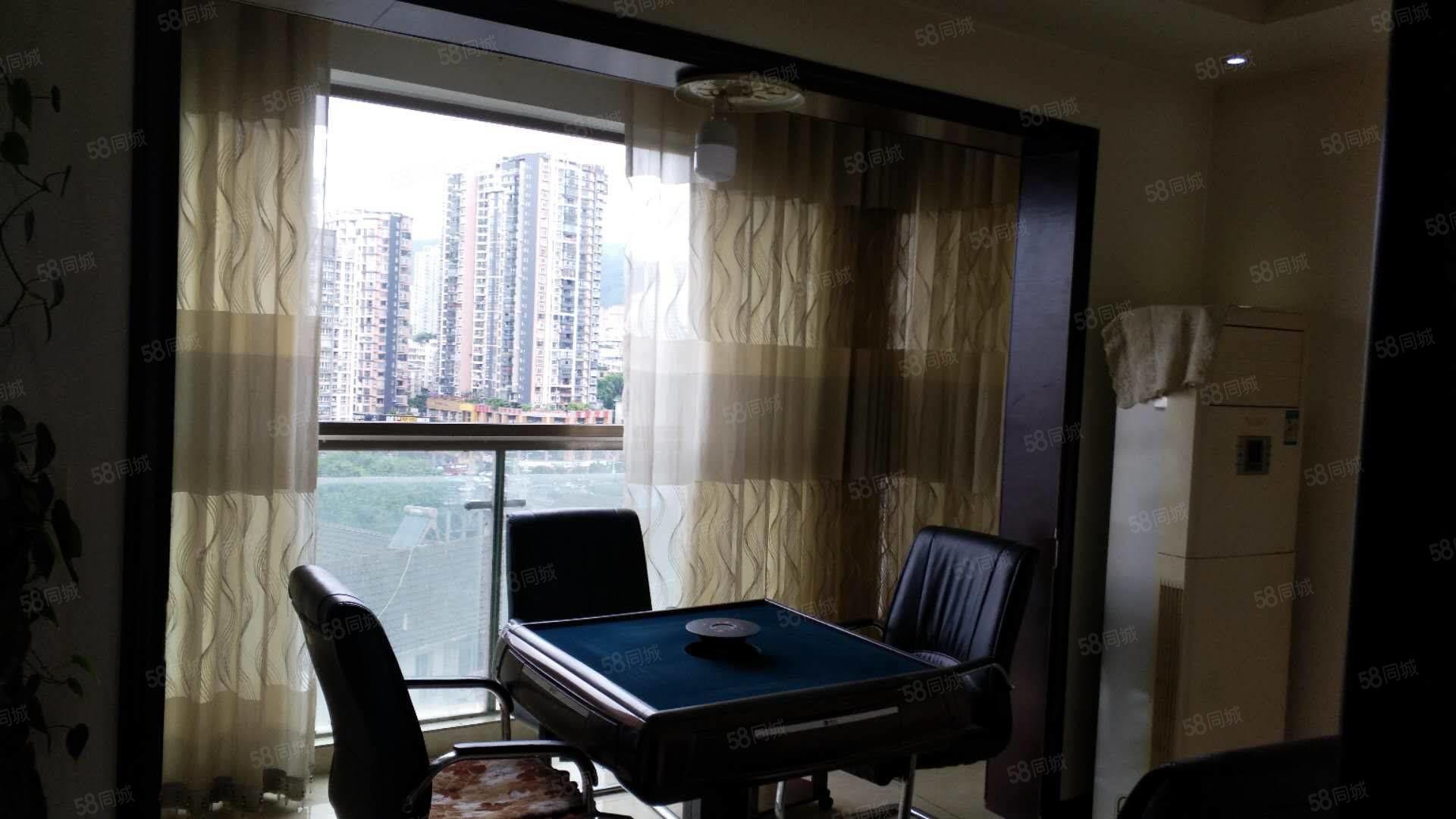 蓝波湾电梯中层江景3房2卫出租,家电齐全,拎包入住!