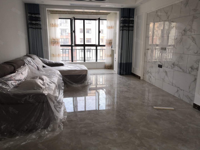 新房精装3室两厅两卫,玖号院大三房,中央空调,东区品质小区